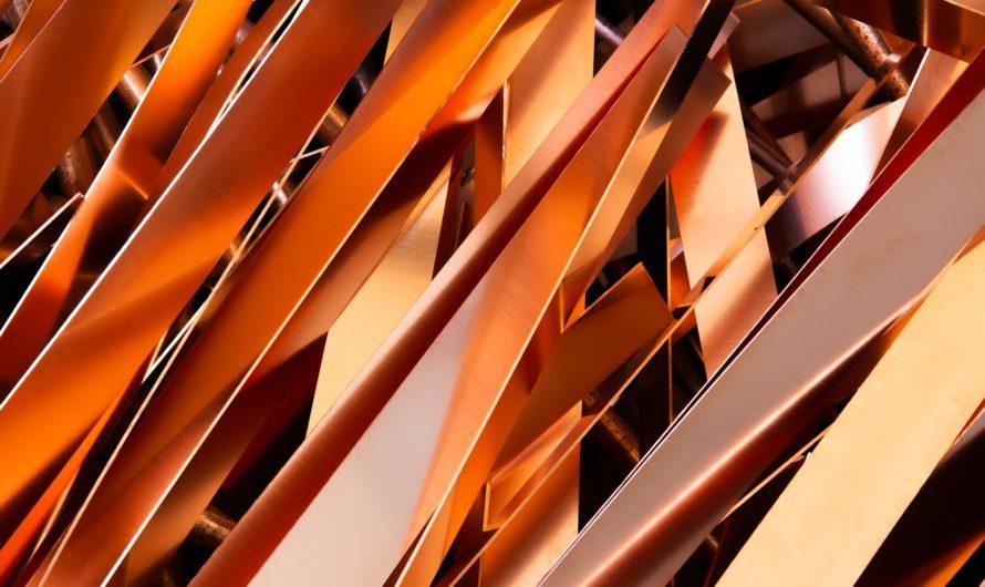 Le choix du cuivre recycléest-il une bonne option?